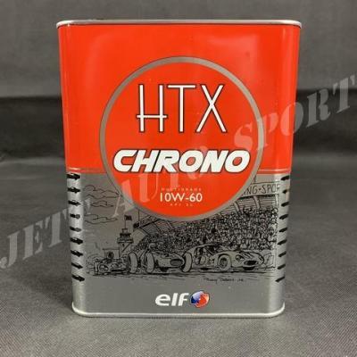 ELF HTX Chrono 10w60 bidon de 2L
