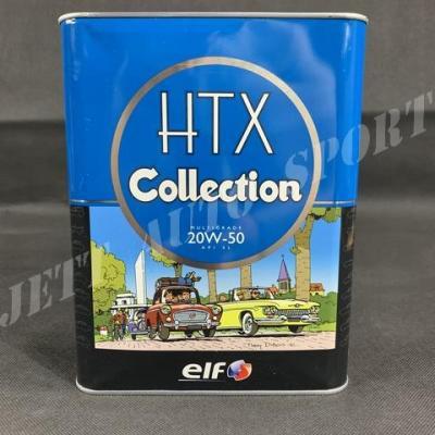 ELF HTX Collection 20w50 bidon de 2L