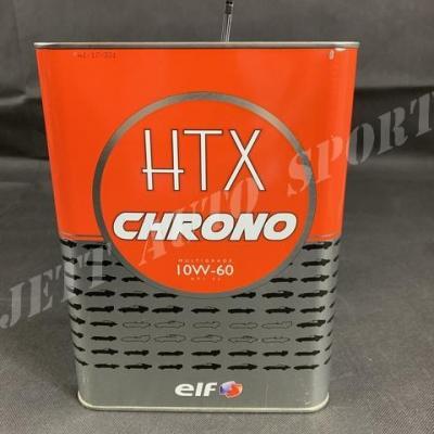 ELF HTX Chrono 10w60 bidon de 5L