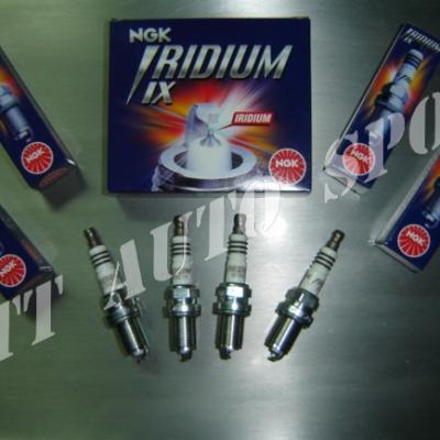 Bougies froides NGK Iridium Gtt