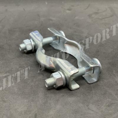 Collier pour échappement à collerette 47mm