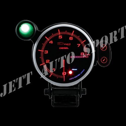 compte tours diesel 95mm et shift light depo racing gamme pk. Black Bedroom Furniture Sets. Home Design Ideas