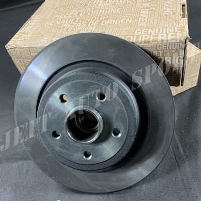 Disques arrières et roulements CRS III (X2)