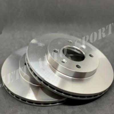 Disques de frein avants origine MRS II / CRS III