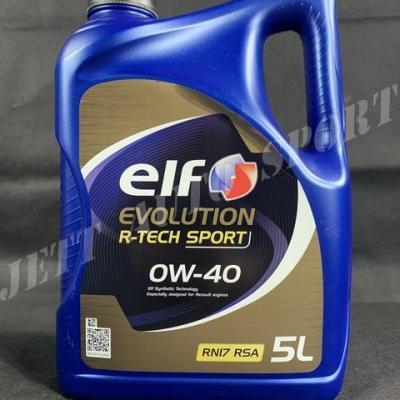 ELF Evolution R-TECH SPORT 0w40 5L