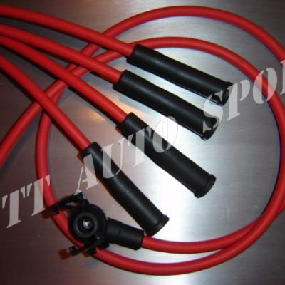 Faisceau d'allumage silicone 7 et 8mm Gtt phase 2 / R11 Turbo