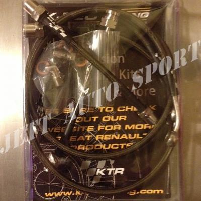 Flexibles de frein aviation (kit K-Tec) MRS III
