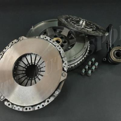 Volant moteur bi-masse et kit embrayage et récepteur origine MRS II