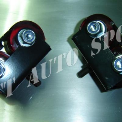 Supports moteur renforcés road Nissan 200Sx S13 (X2)