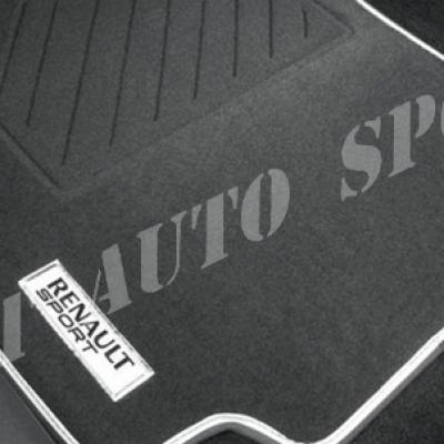 Tapis de sol Renault Sport spécifiques CRS II