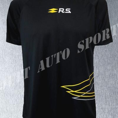 Tee-shirt homme running Renault Sport officiel différentes tailles