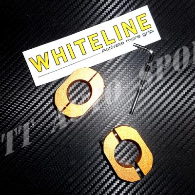 Bagues de verrouillage latéral de barre stabilisatrice R11 / Clio Williams